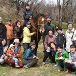 人が集い蘇る。ばんえい馬ヤマトが拓く信州・松本平の里山