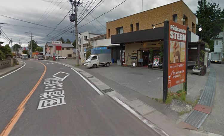 松本市 STERN(シュテルン)駐車場
