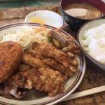 ※閉店しました…。【松本市 グルメ】大盛り定食が人気『和(かのう)食堂』(松本市女鳥羽)は学生とサラリーマンの聖地