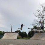 スポーツからラジコンまで楽しめるスゴイ公園『扇子田公園』(松本市波田)