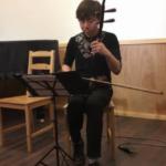 心に深く浸み渡る響き。中国伝統楽器二胡(にこ)奏者『二胡+シンガー=Shin』