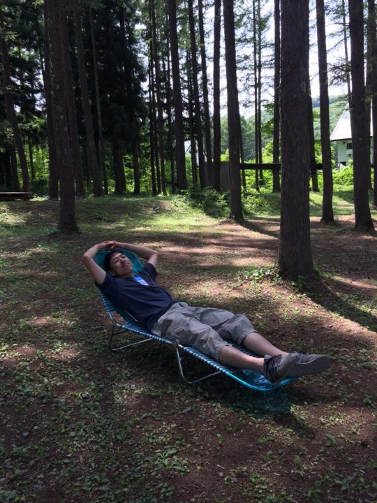 休息とマインドフルネス