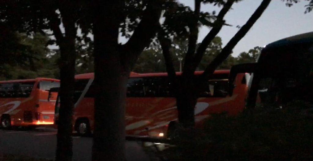 松本マラソン シャトルバス