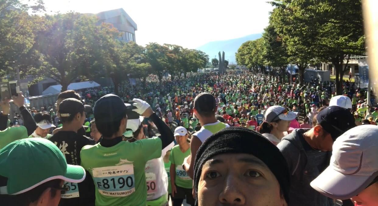 松本マラソン ポイント