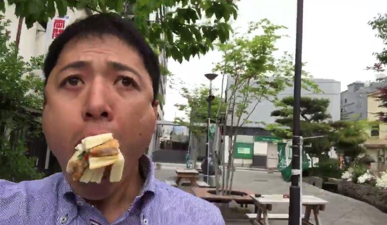 食べ物と体臭
