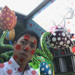 松本市美術館に咲くゲイ術の花…。