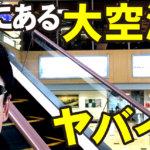 コレが噂の大空港「信州まつもと空港」