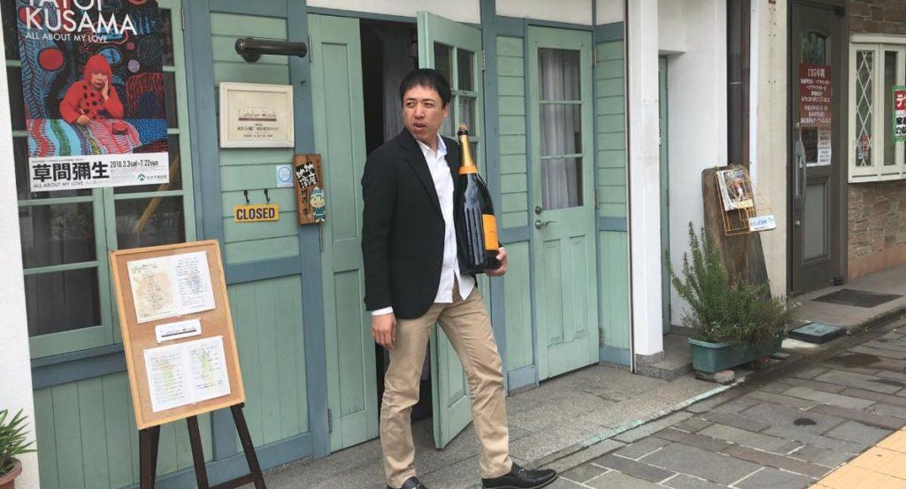 松本市のフレンチレストラン