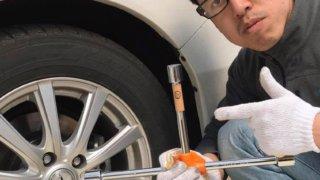 タイヤ交換豆知識