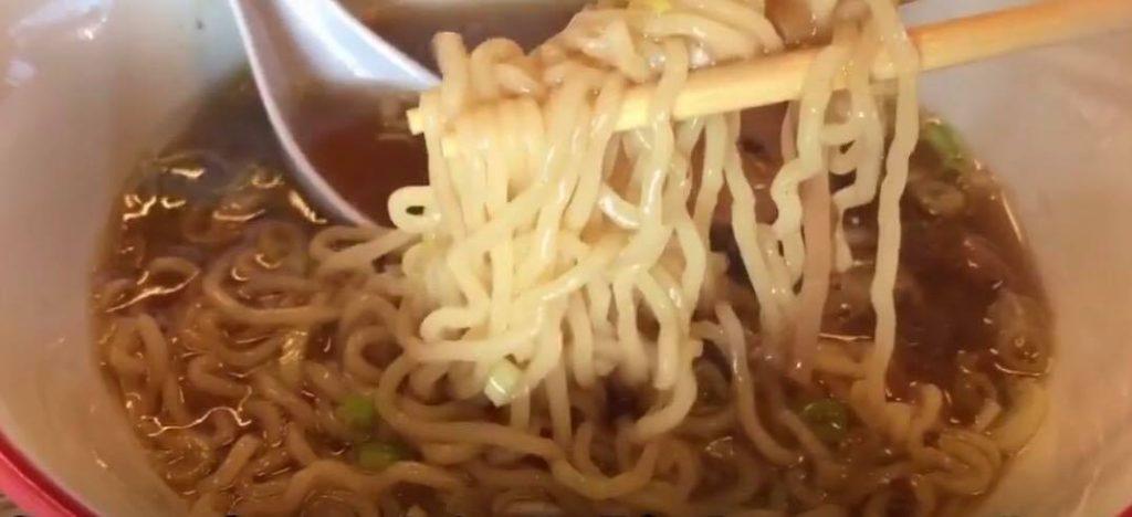 のんべえ食堂 天火 松本市 ラーメン