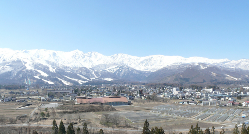 webcam Hakuba