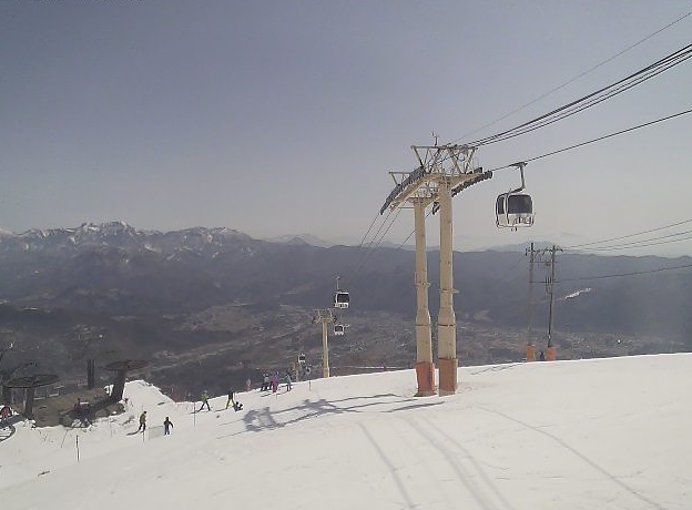 Hakuba Happouone live Camera