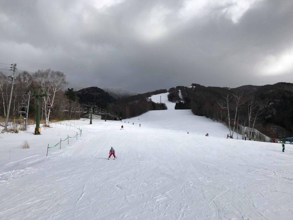 長野県 松本市 野麦峠スキー場