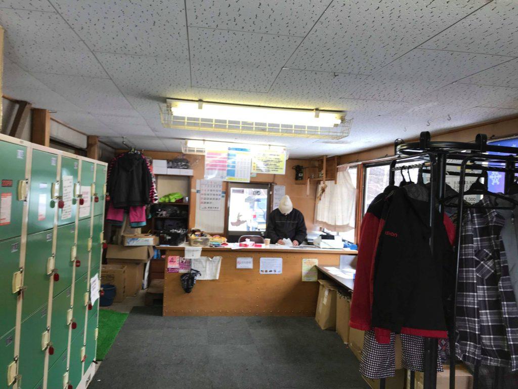 野麦峠スキー場 レンタル