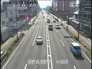長野市中御所ライブカメラ