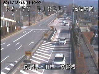 上田市常盤城ライブカメラ