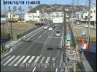 松本市渚 ライブカメラ