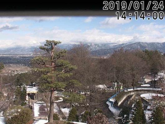 茶臼山ライブカメラ