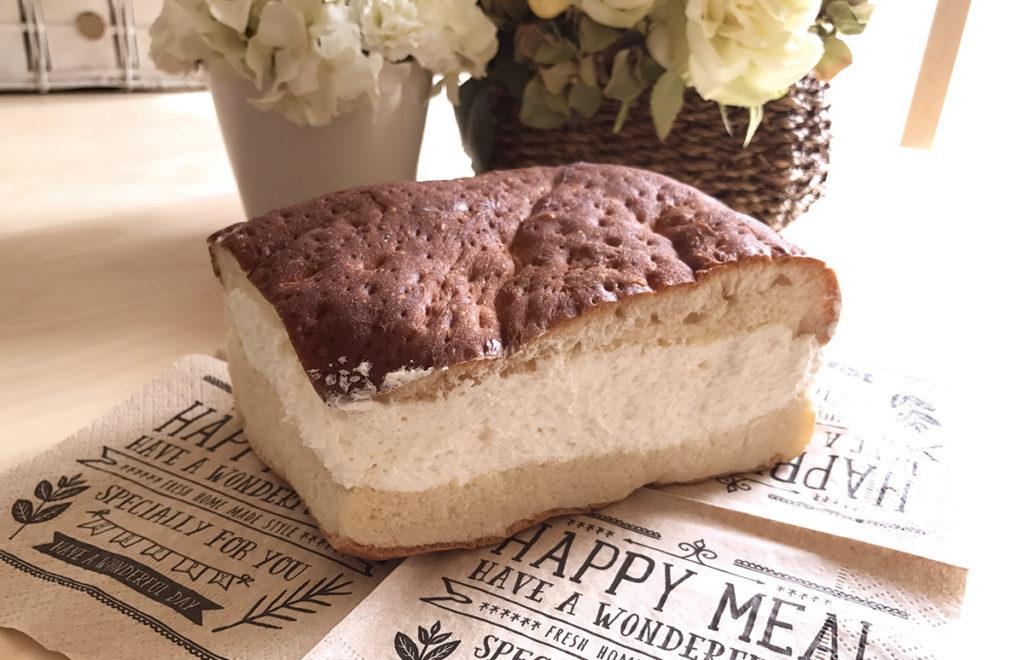 松本のお土産 牛乳パン