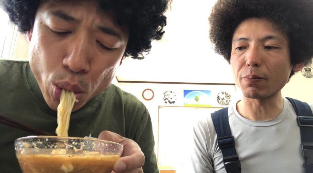 安曇野市 らぅめん大玖未 つけ麺