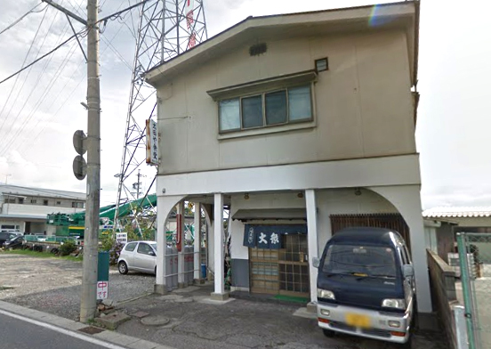松本市の定食屋さん太田や食堂