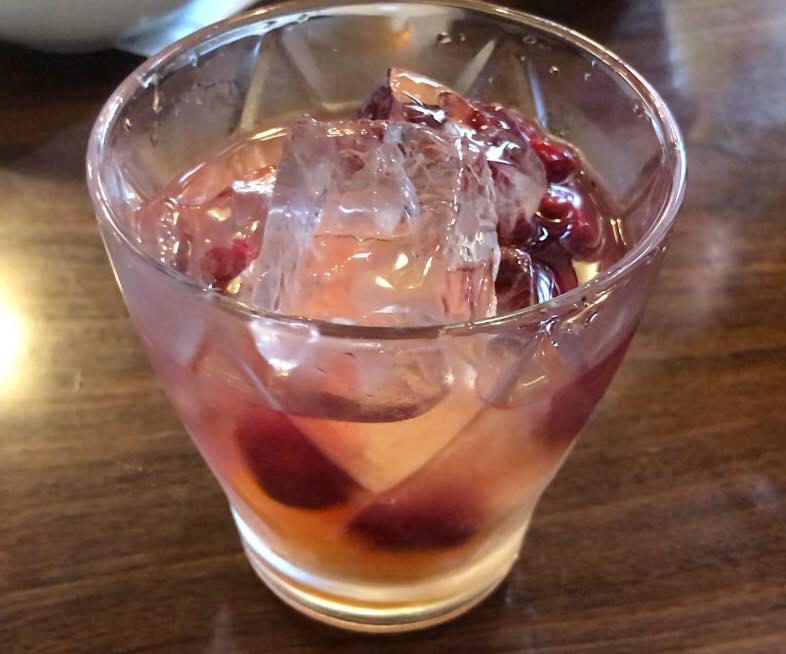日本酒のサングリア