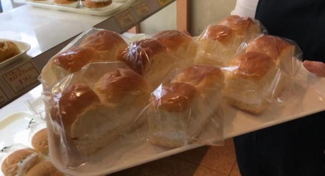 松本市 牛乳パン