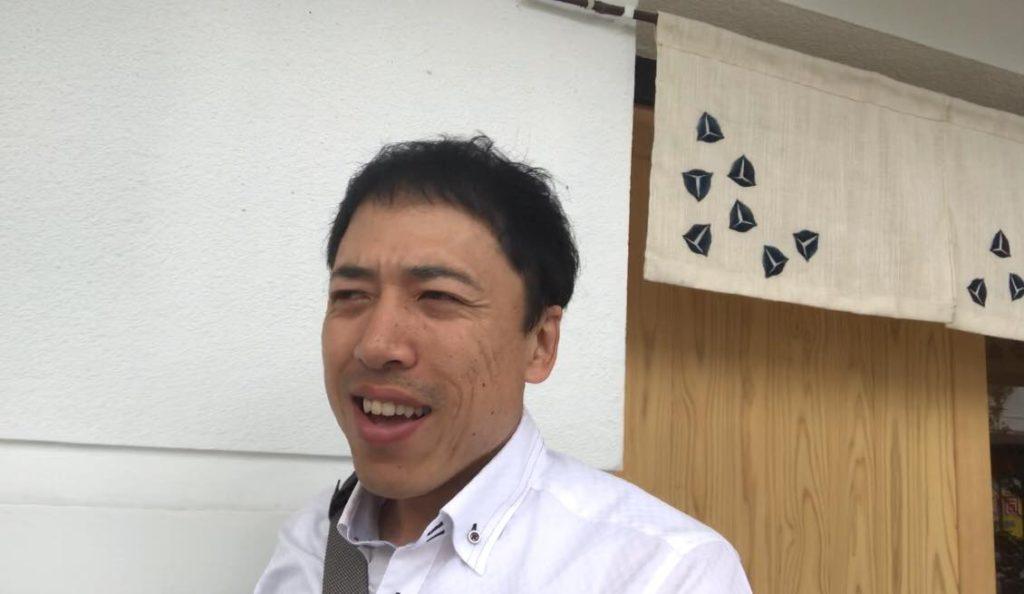 松本市城東 蕎麦日より