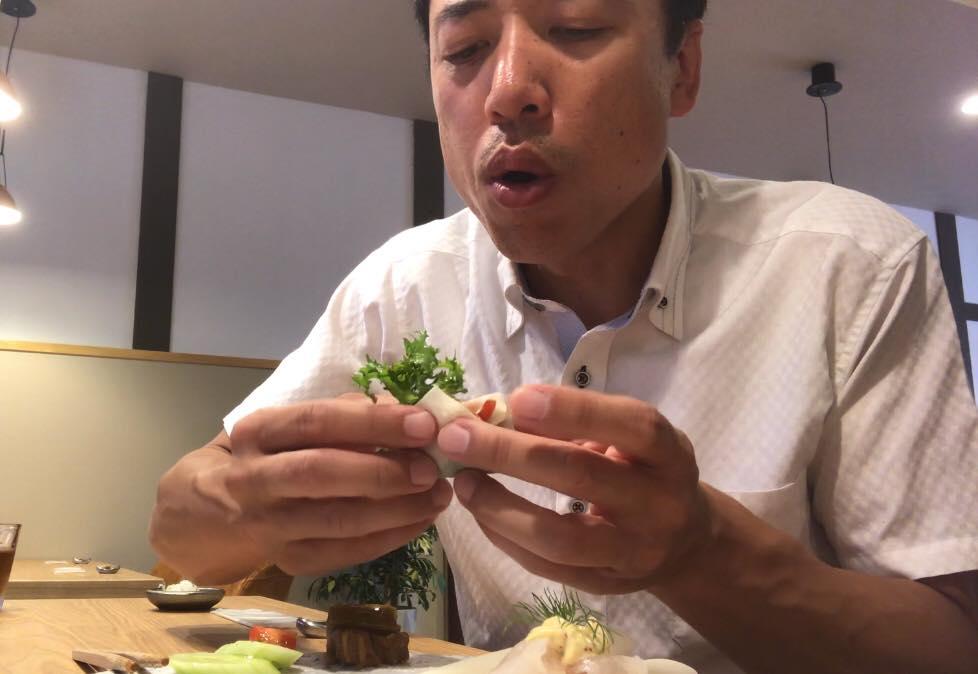 松本市の蕎麦 日より