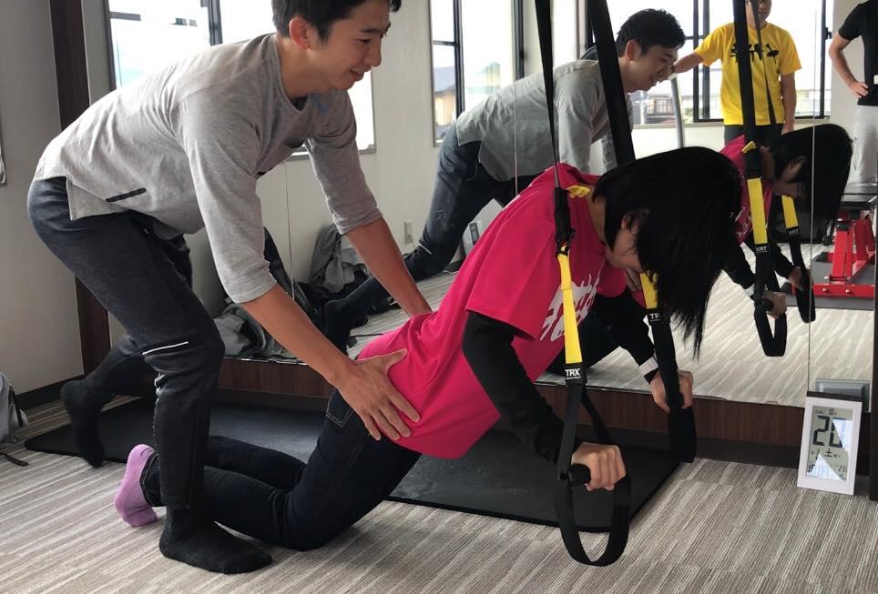 松本市 加圧トレーニングスタジオ ボアソルチで女性も体験レッスン