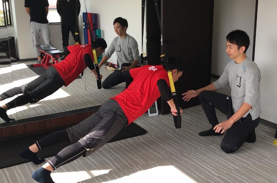 松本市 加圧トレーニングスタジオ ボアソルチで体験レッスン