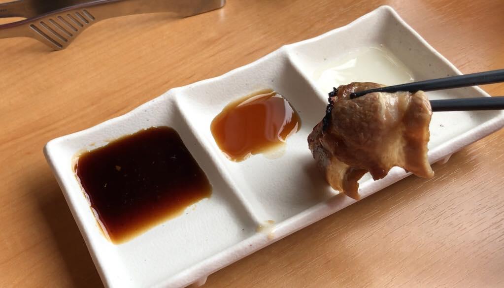 松本市 食べ放題 焼肉きんぐのたれ