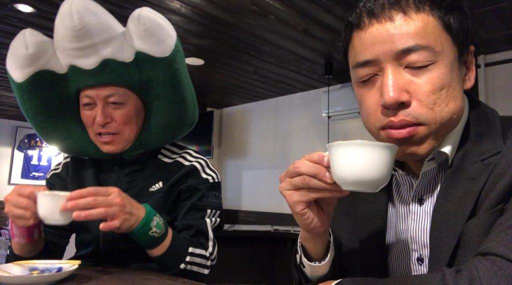 みのる珈琲店で癒される