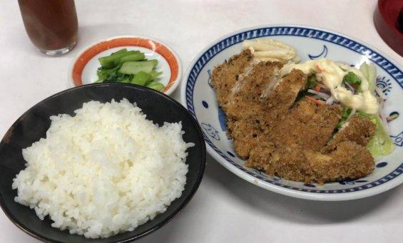 定食 松本市