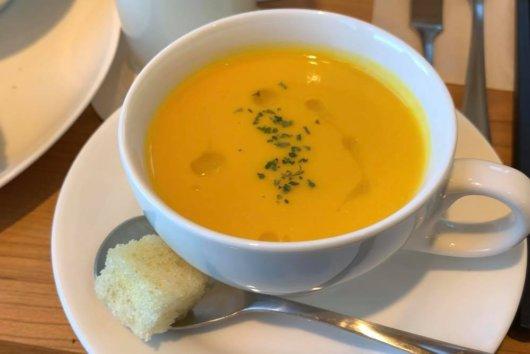 あづみのるベーカリーのスープ