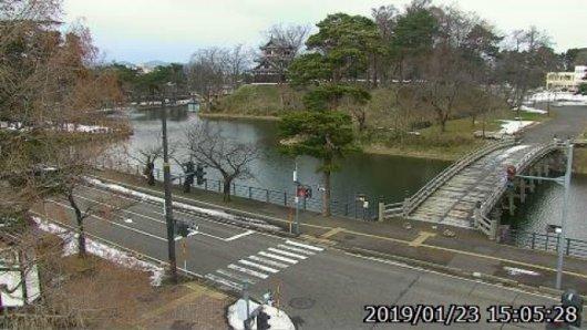 カメラ 糸魚川 姫川 ライブ