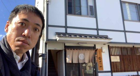 松本城 そば 北門