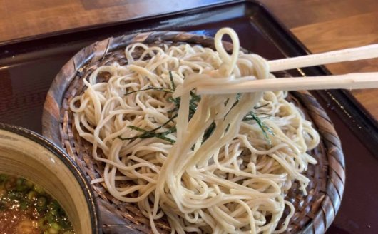 松本城 そば 北門の蕎麦