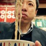 【信州の駅そば】上田駅で「特上かき揚げそば」と「鹿肉入りおやき」