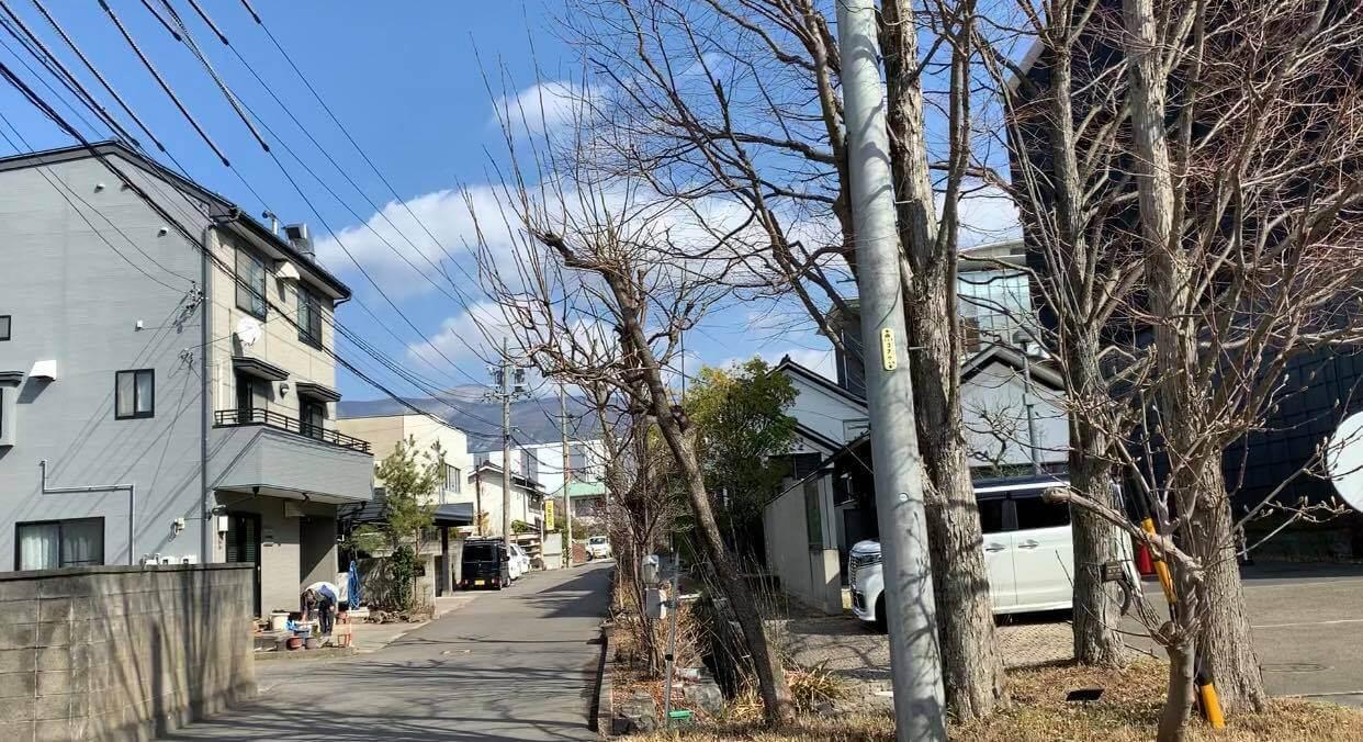 松本市 そば 山がた
