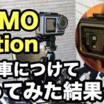 【OSMO action 撮影テスト】発売したばかりの最新アクションカメラを使って動画撮ってみた。