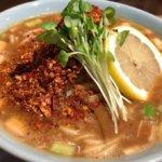 「毛沢東スパイス濃厚味噌拉麺」がシビからトロうま!