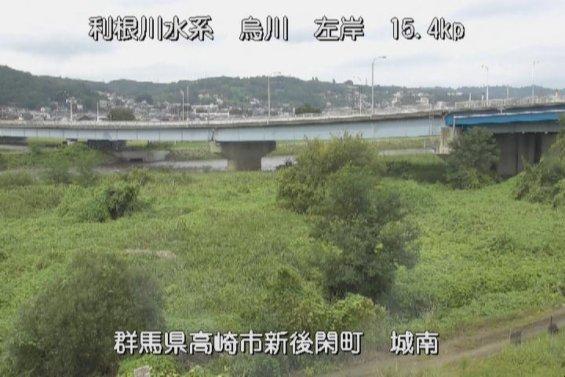 烏川(城南大橋)