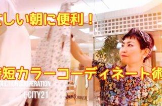 猫娘のカラーのすすめ【とっておき!時短カラーコーディネート術!】