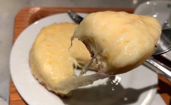 観音屋のデンマークチーズケーキ