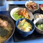 「三好屋食堂(安曇野市明科)」安くてやさしくおいしい定食にラーメンでほっこり