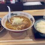 【村井ゴールデン食堂】でがっつり定食と一品。ご飯はお代わり1杯無料!