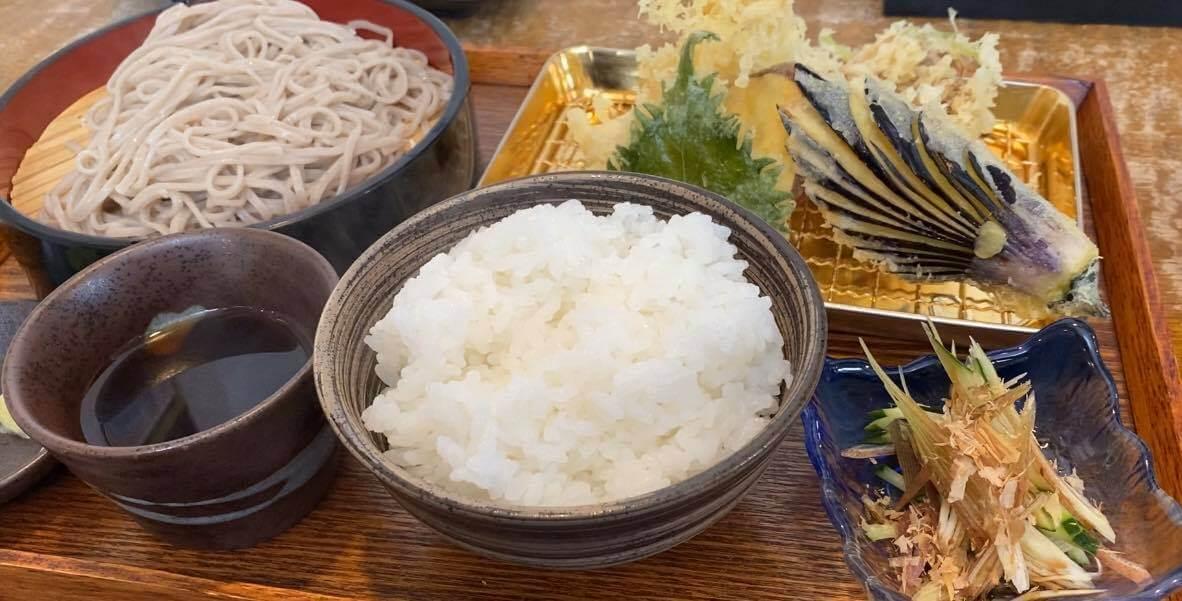 松本市 天ぷら 幸たろう