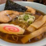 【夕暮れチョイ飲み】馬刺し田楽天ぷらラーメン「そば茶屋 松花」で雨上がりに一杯