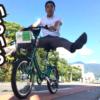 松本市の公共レンタサイクル(無料貸し出し自転車)が超便利!
